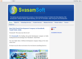 svasamsoft.blogspot.in