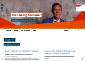 sven-adenauer.de