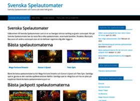 svenska-spelautomater.se