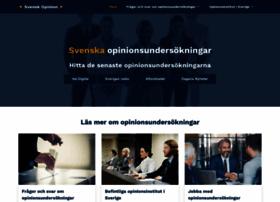 svenskopinion.nu