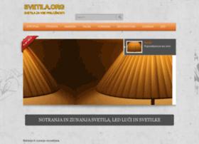 svetila.org