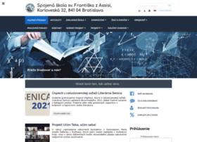 svfrantisek.edupage.sk