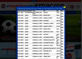 svhoofddorp.nl