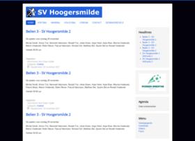 svhoogersmilde.nl