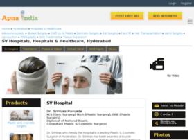 svhospitals-hyderabad.apnaindia.com