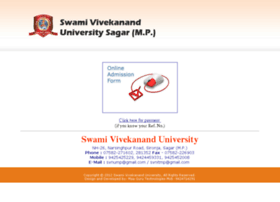 svnuniversity.edu.in