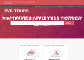 svr-travels.redbus.in