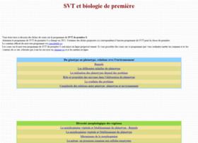 svt-biologie-premiere.bacdefrancais.net