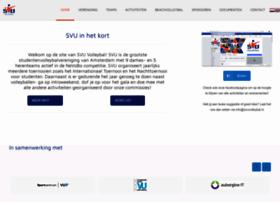 svuvolleybal.nl