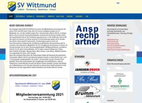 svwittmund.de