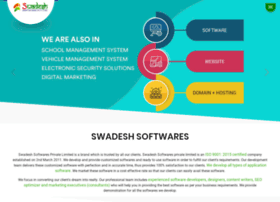 swadeshsoftwares.com