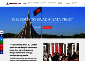 swadhinata.org.uk