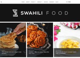 swahilifood.com