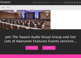 swamiaudiovisual.com