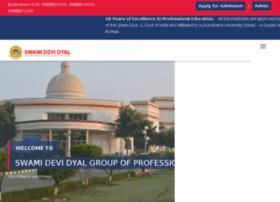 swamidevidyal.ac.in