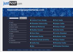 swamidhananjaymaharaj.com