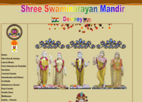 swaminarayanmandirdowney.org