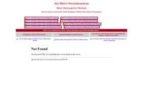 swaminarayantv.net