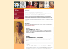 swamivenkatesananda.org