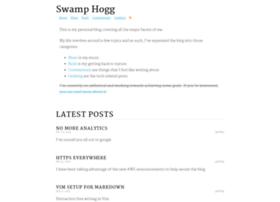 swamphogg.com