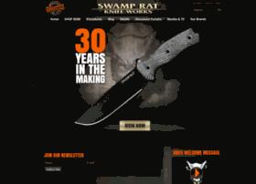 swampratknifeworks.com