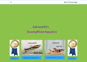 swampriveraquatics.com