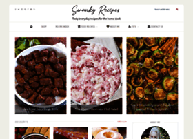 swankyrecipes.com