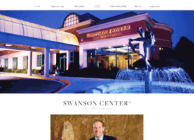 swansoncenter.com