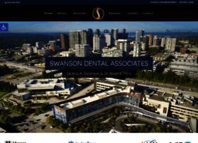 swansondental.com