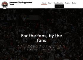 swanstrust.co.uk