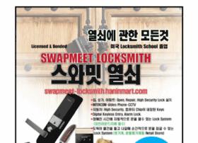 swapmeet-locksmith.haninmart.com