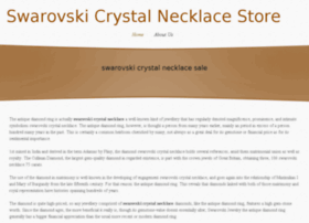 swarovskicrystalnecklace.webs.com