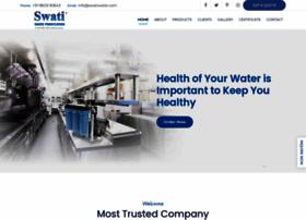 swatiwater.com