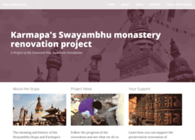 swayambhu.buddhism-foundation.org