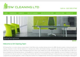 swcleaningteam.co.uk