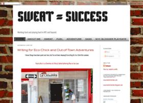sweatequalssuccess.blogspot.com