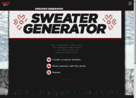 sweatergenerator.weareroyale.com