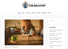 sweatingthebigstuff.com