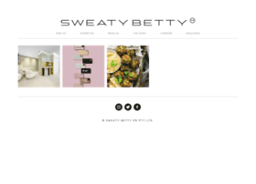sweatybettypr.com