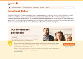 swedbankrobur.com