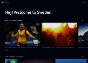 sweden.se