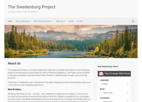 swedenborgproject.org