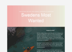 swedensmostwanted.se