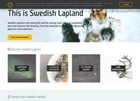 swedishlapland.com
