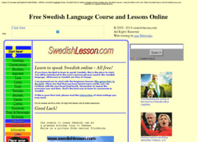 swedishlesson.com