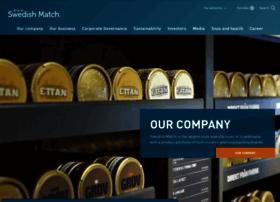swedishmatch.com