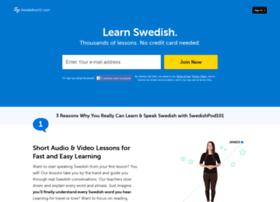 swedishpod101.com