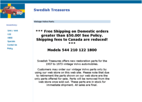 swedishtreasures.com