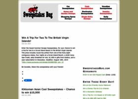 sweepstakesbug.com