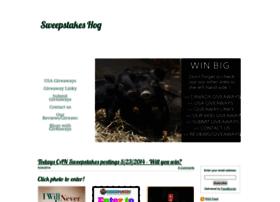 sweepstakeshog.weebly.com